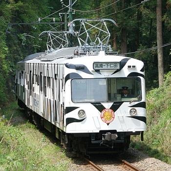 20100109(14)-2上信電鉄150形群馬サファリパークラッピング.jpg