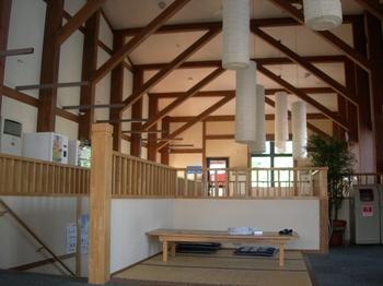 20100717-09女川温泉ゆぽっぽ2階ホール「黒森山」.JPG