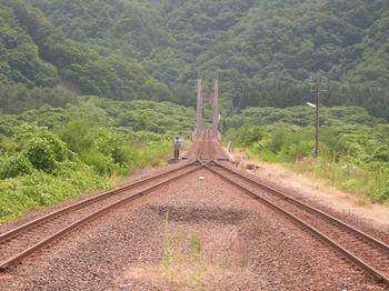 20100719三陸鉄道(09)小本駅宮古側.JPG