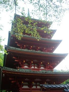 20100815長谷寺(12)五重塔.JPG