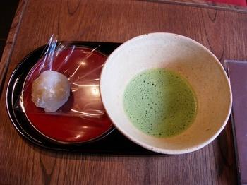 20100923(53)抹茶と栗大福.JPG
