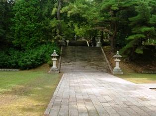 ちんたら道中記2(115)-9瑠璃光寺19うぐいす張りの石畳.JPG