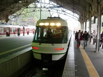 吉野詣(06)-6吉野駅折り返し.JPG