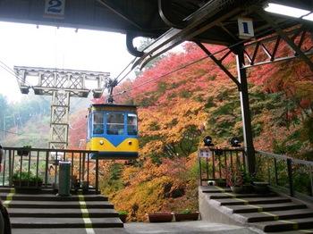 吉野詣(11)-2吉野大峰ケーブル自動車.JPG