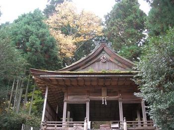 吉野詣(12)-2金峯神社御拝殿.JPG