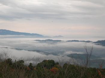吉野詣(14)-3高城山展望台からの眺め.JPG