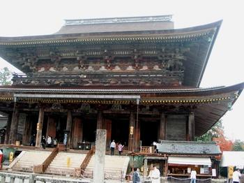 吉野詣(29)-1蔵王堂.JPG