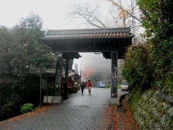 吉野詣(34)黒門.JPG