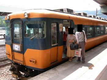 吉野詣(36)-2大井川鉄道16000系(2005).jpg