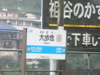 高知出張(28)大歩危駅の駅名標.jpg
